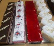 Zákusky z cukrárny u Polášků Čejkovice