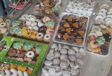 Výslužkové krabičky z cukrárny u Polášků Čejkovice